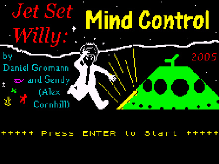 024389fa9898 The Home Page of free Jet Set Willy and Manic Miner games for ZX ...